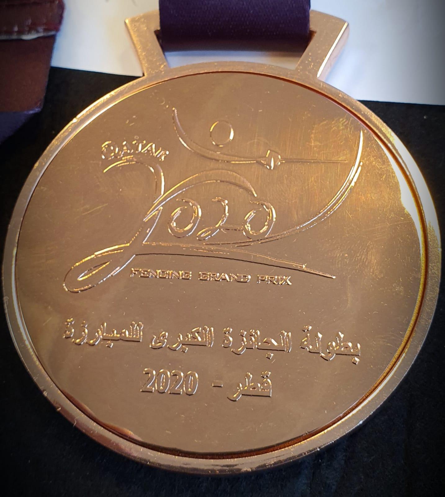 Fencing Grand Prix 2020